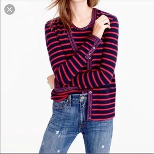 Stripe Twinset